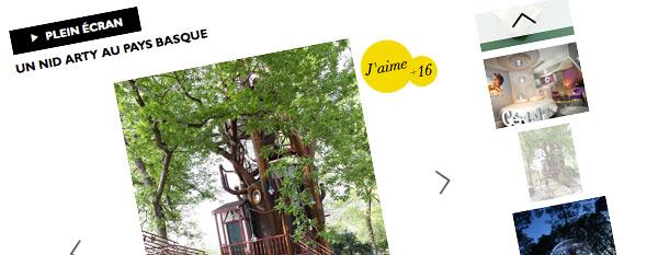 Article sur www.grazia.fr
